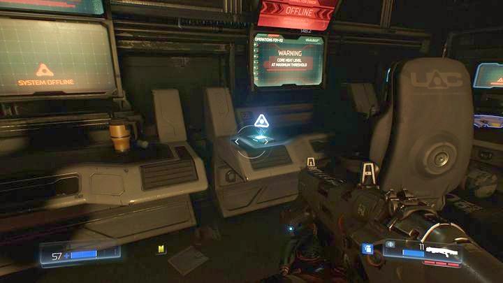 Идите вперед после их убийства - Операции с ресурсами |  Секреты - Секреты - Руководство по игре в Doom и прохождение