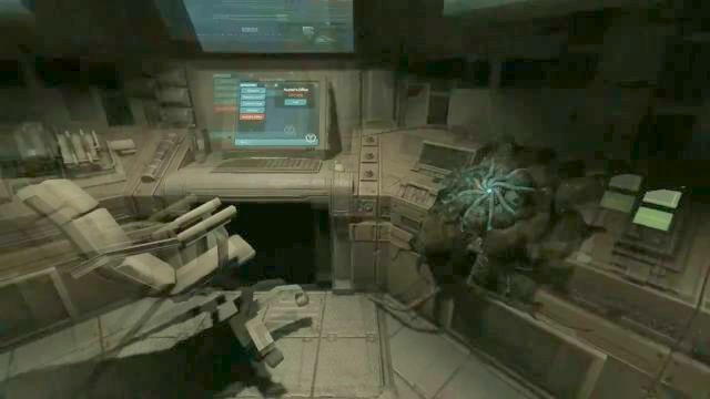 A growth and a terminal containing valuable information. - Tau station | Collectibles in SOMA Game - Collectibles - SOMA Guide