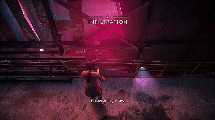 You can take the photo right after starting the level - 2 - Infiltration | Secrets - Secrets - Uncharted: The Lost Legacy Game Guide