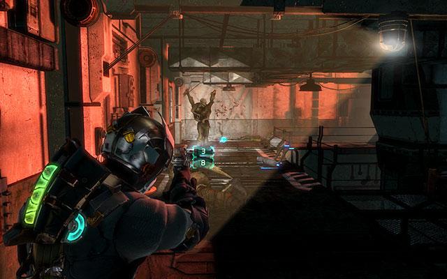 Пройдите по коридору в следующую комнату - поднимитесь и подойдите к следующим воротам - найдите Эдвардса    Побочные миссии: Conning Tower - Побочные миссии: Conning Tower - Dead Space 3 Руководство по игре