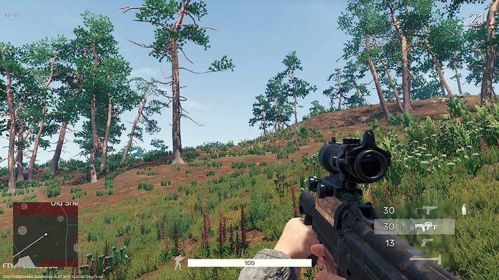 Штурмовая винтовка должна быть основным оружием каждого игрока - Все оружие в Fear the Wolves - Экипировка - Руководство по игре Fear the Wolves