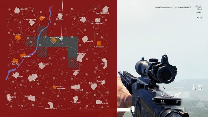 The game will inform you about the option to evacuate - Evacuation in Fear the Wolves - Course of the match - Fear the Wolves Game Guide