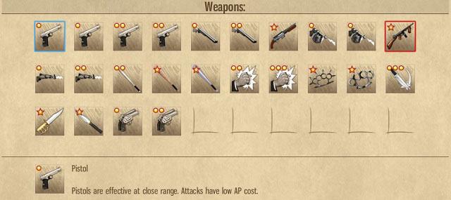 Ваш удобный склад оружия - на складе есть несколько уникальных образцов.  - Гангстеры - Тактика - Омерта: Город гангстеров - Руководство по игре и прохождение игры