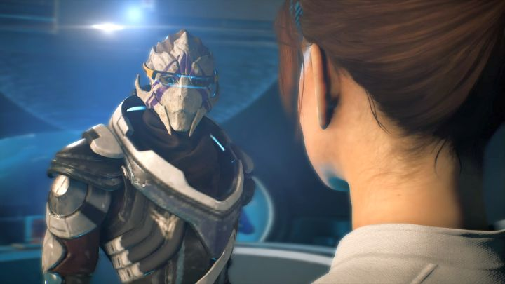 Vetra Nyx. - How to start a romance with Vetra Nyx in Mass Effect: Andromeda? - Romances - Mass Effect: Andromeda Game Guide