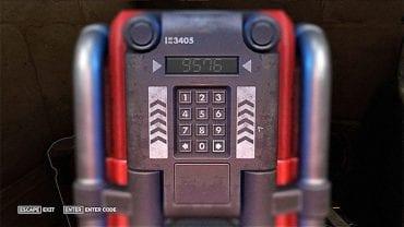 После получения кода вернитесь к красной коробке - Как открыть красный ящик в Wolfenstein Youngblood?  - FAQ - Часто задаваемые вопросы - Wolfenstein Youngblood Guide