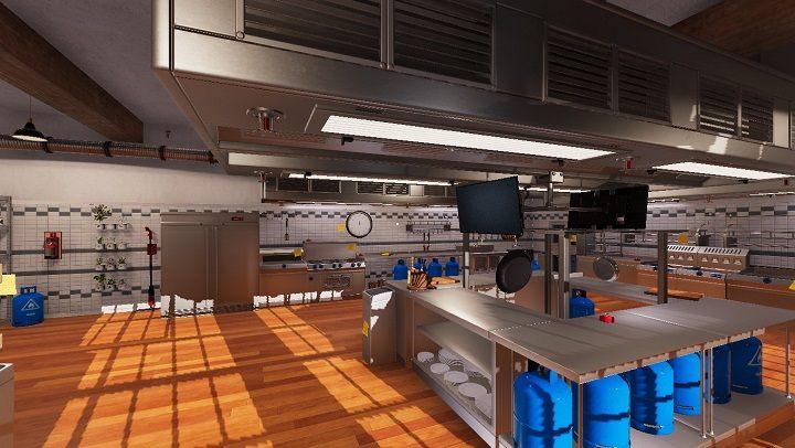Так выглядит Cooking Simulator на низких настройках графики.  - Конфигурация и опции в Cooking Simulator - Приложение - Руководство по Cooking Simulator