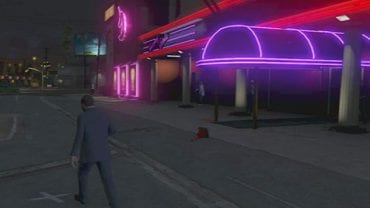 Entrance to the Strip Club. - Strip Clubs - Entertainment - Grand Theft Auto V Game Guide