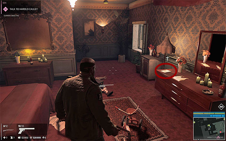 The magazine is located on the first floor of the brothel, which by default is controlled by the prostitution racket - Repent magazines | Secrets - Secrets - Mafia III Game Guide