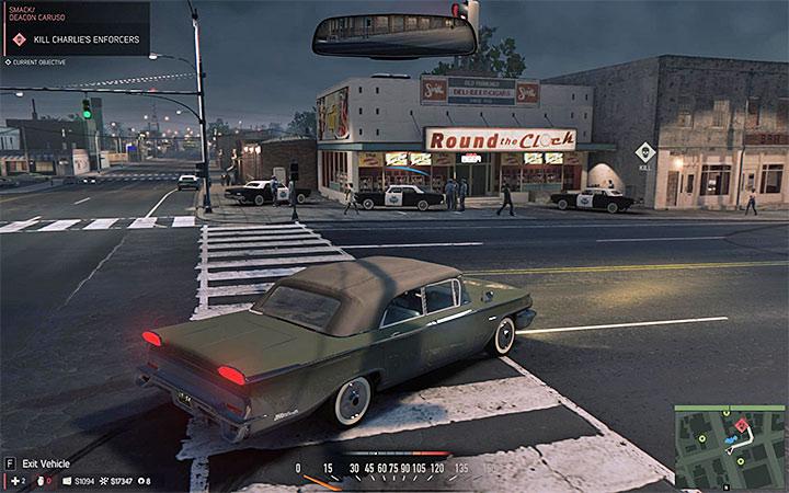 Например, вы можете украсть полицейскую машину на одной из парковок - достижения Mafia 3 - Основная информация - Руководство по игре Mafia III