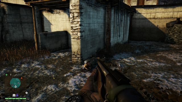 You can find the mask on a dead mans face, near a wall in the northern part of this location - Northern and north-eastern Kyrat - Yalungas Masks - Far Cry 4 - Game Guide and Walkthrough