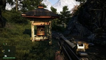 Go to Chinjan Sherpa Camp and from there, go higher - Southern and central Kyrat - Mani Wheels - Far Cry 4 - Game Guide and Walkthrough