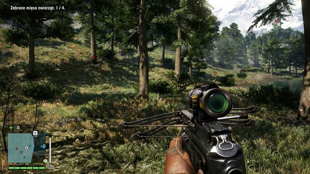 A syringe allows you to track the animal quickly. - Hunting: Supplies - Activities - Far Cry 4 - Game Guide and Walkthrough