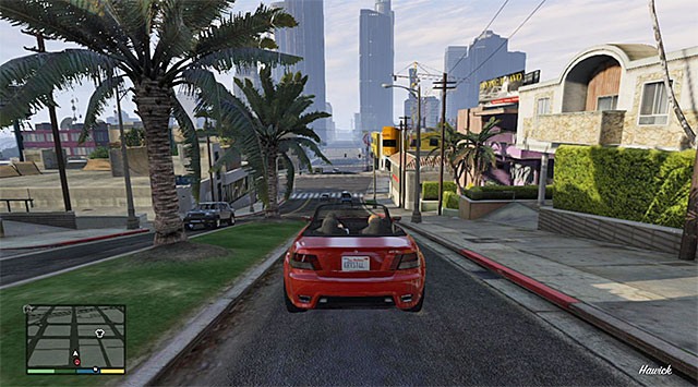 You can lose the chase thanks to, e.g. fast and flawless driving - Escape paparazzi - Random events - Grand Theft Auto V Game Guide
