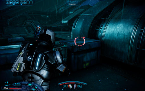 Acquired xenotechnology [2250 credits] - in the room with the mech - 2181 Despoina I - Walkthrough - Mass Effect 3: Leviathan - Game Guide and Walkthrough
