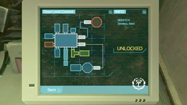 Click on the rooms to unlock access. - Tau station | Riddles and puzzles of SOMA Game - Riddles and puzzles - SOMA Guide