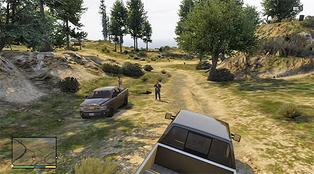Eliminate the assailants and free the woman - Burial - Random events - Grand Theft Auto V Game Guide