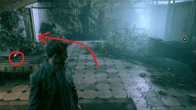 In the toilets, after the conversation with Beth. - Chronon Sources (act IV and V) - Secrets - Quantum Break - Game Guide and Walkthrough