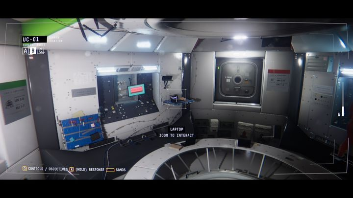 Now you can search the station - IV. Center   Observation Walkthrough - Walkthrough - Observation Guide