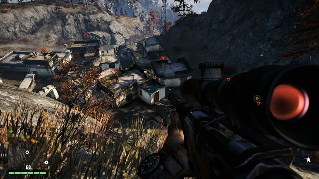 Use the advantage of height to eliminate, at least, several of the opponents. - Defuse the charge - Activities - Far Cry 4 - Game Guide and Walkthrough