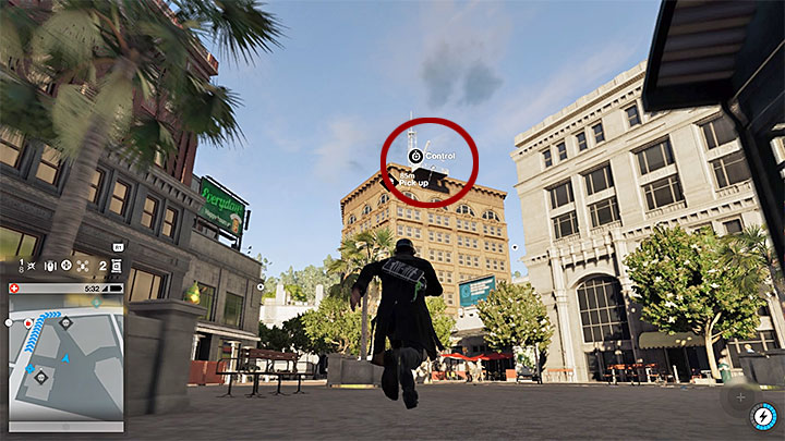 Both these points can be take in one sweep - you can reach 75 only from where 74 is - Research points - locations 62-112 - Collectibles - Watch Dogs 2 Game Guide