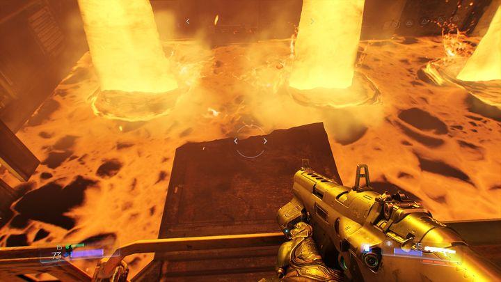 Vaultguy - Литейный завод |  Секреты - Секреты - Руководство по игре в Doom и прохождение