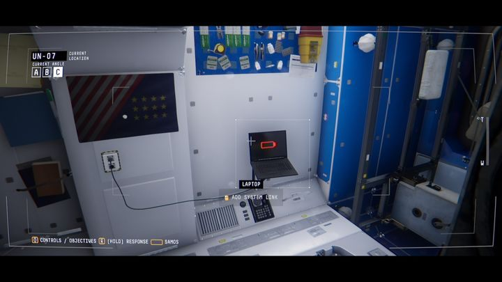 В UN-07 вы найдете ноутбук - IV.  Центр    Прохождение Наблюдения - Прохождение - Руководство по Наблюдению