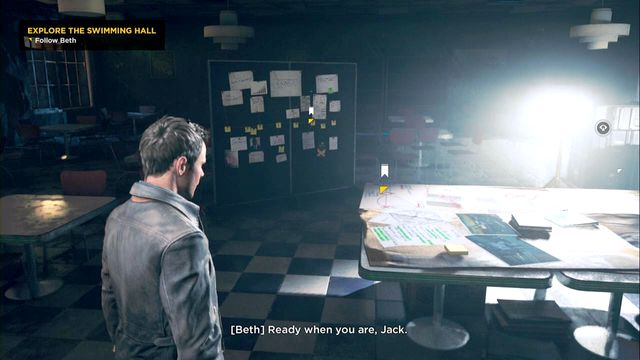 Equip yourself with your favorite weapon before the next wave of encounters. - Chronon Sources (act IV and V) - Secrets - Quantum Break - Game Guide and Walkthrough