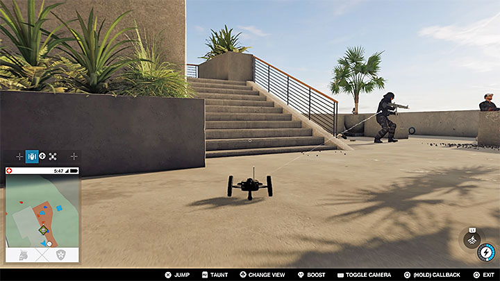 Eliminating all the enemies may be risky, as many of them are well-equipped and the group includes a sniper - Key data - locations from 13 to 24 - Collectibles - Watch Dogs 2 Game Guide