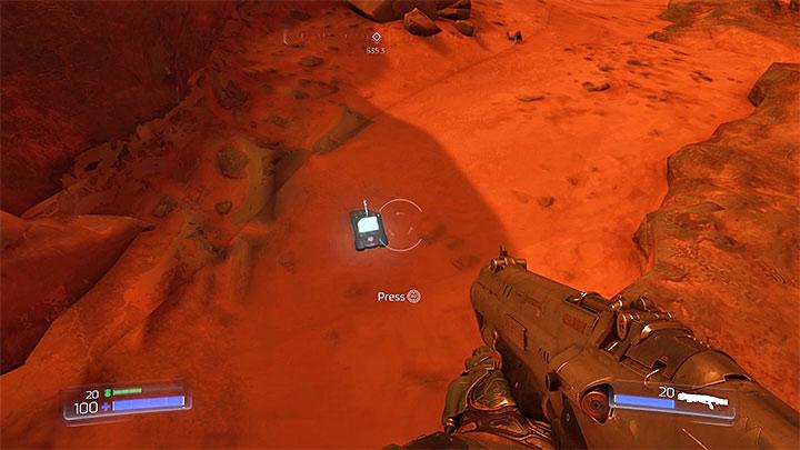 Есть 49 журналов данных в Doom - Типы секретов в Doom - Секреты - Руководство по игре в Doom и прохождение