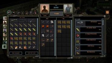 Shopping window. - Barter   The basics of the gameplay - The basics of the gameplay - Wasteland 2 Game Guide & Walkthrough