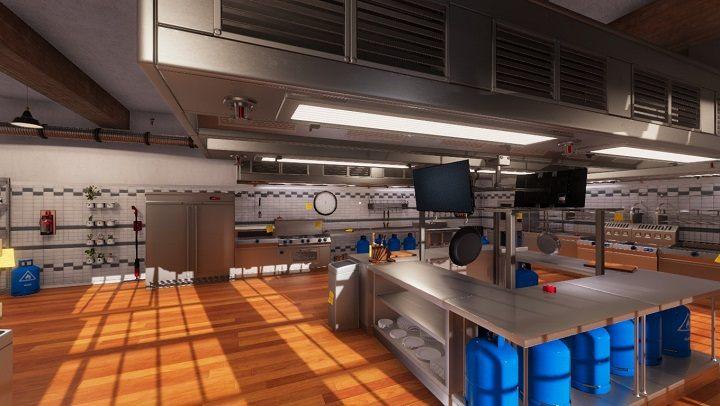 Так выглядит Cooking Simulator на высоких настройках графики.  Обратите внимание, что оттенки определенно более реалистичны.  - Конфигурация и опции в Cooking Simulator - Приложение - Руководство по Cooking Simulator