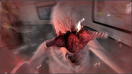 - Позже в игре вы увидите исчезающего монстра - Общие замечания - Прохождение - F.3.AR - Руководство по игре и Прохождение
