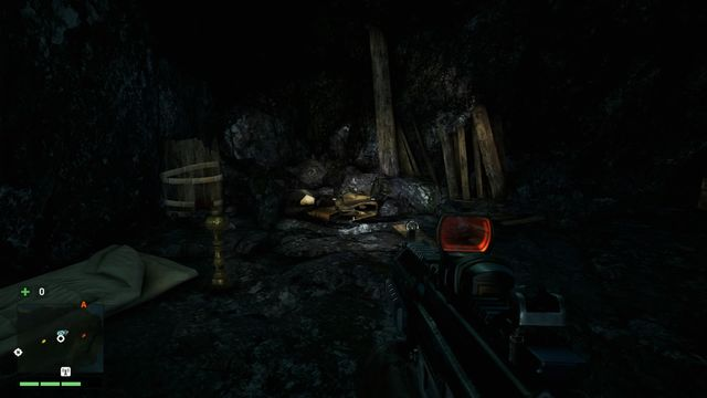 You will find the entrance near the river - Southern and central Kyrat - Lost Letters - Far Cry 4 - Game Guide and Walkthrough