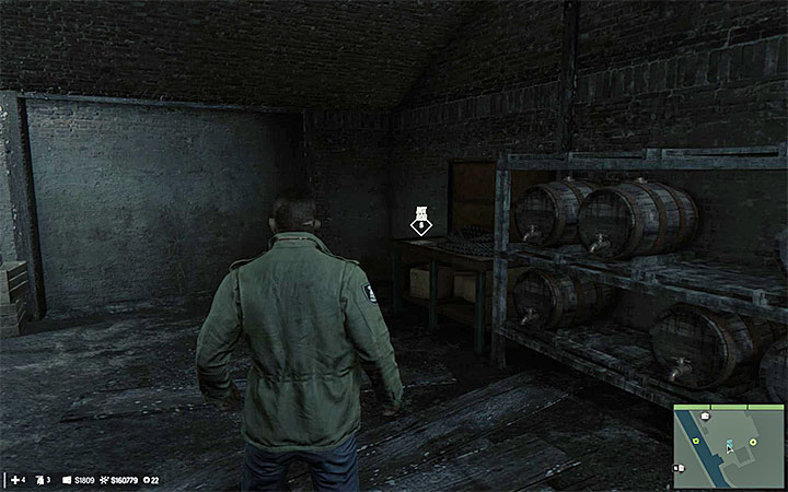 Look through the underground parking lot and find the closed door leading to the sewers shown on picture 1 - Hot Rod magazines | Secrets - Secrets - Mafia III Game Guide