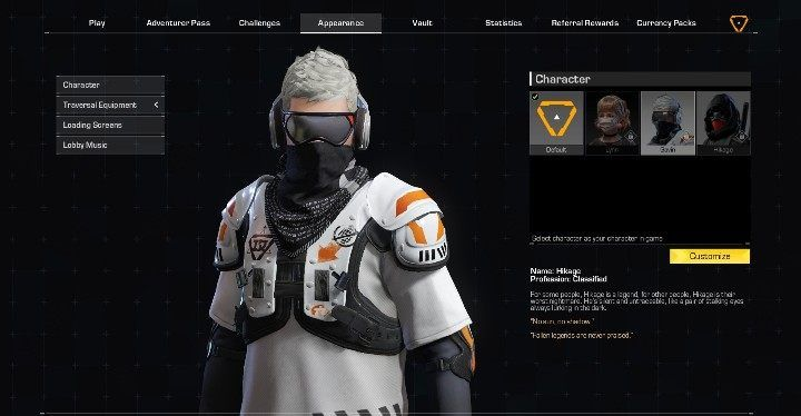 3 - Adventure characters in Ring of Elysium - Characters - Ring of Elysium Guide and Tips