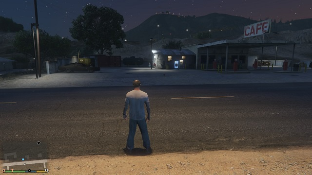 The car is almost asking to be stolen. - Duke ODeath Car - Other Quests - Grand Theft Auto V Game Guide