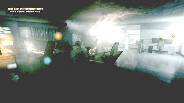 Go to the offices to acquire more secrets and a source. - Chronon Sources (act IV and V) - Secrets - Quantum Break - Game Guide and Walkthrough