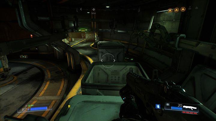 Прототипгуй - Литейный цех |  Секреты - Секреты - Руководство по игре в Doom и прохождение