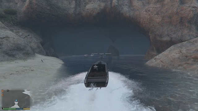 Got ya! - Hydroplane Dodo - Other Quests - Grand Theft Auto V Game Guide