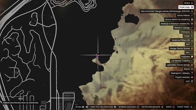 Good hideout. - Hydroplane Dodo - Other Quests - Grand Theft Auto V Game Guide