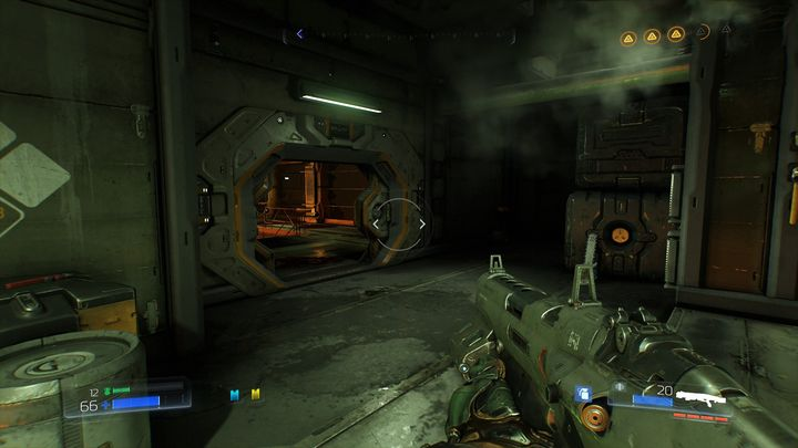 1 - Литейный завод |  Секреты - Секреты - Руководство по игре в Doom и прохождение