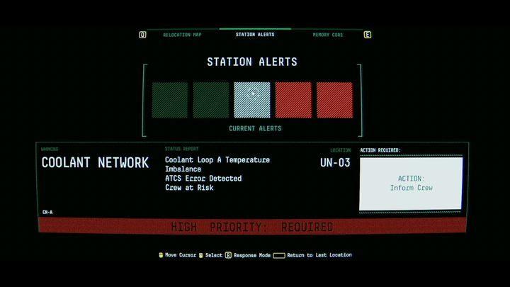 Перейти к системным оповещениям - IV.  Центр    Прохождение Наблюдения - Прохождение - Руководство по Наблюдению
