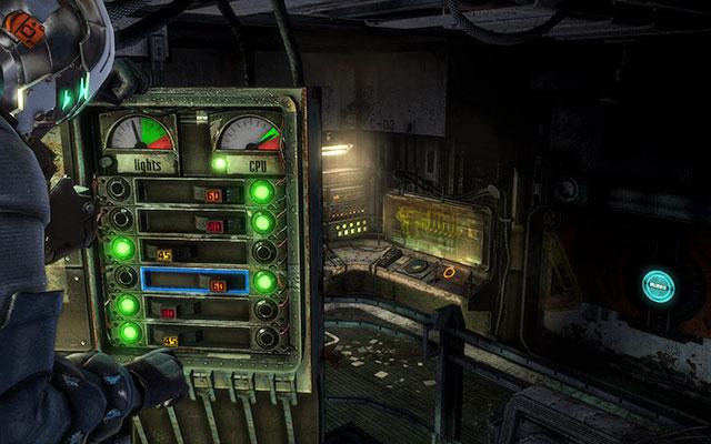 Вы доберетесь до центра связи - восстановите питание и отмените блокировку    Побочные миссии: CMS Greely - Побочные миссии: CMS Greely - Dead Space 3 Руководство по игре