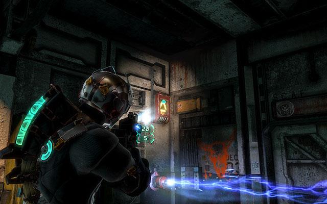 Перейдя следующий коридор, вы попадете в пустую контрольную комнату с несколькими некроморфами - найдите Эдвардса    Побочные миссии: Conning Tower - Побочные миссии: Conning Tower - Dead Space 3 Руководство по игре