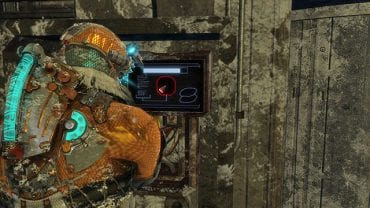 A seemingly easy task, where you have to locate three places on radar which are blue - Security Bypassing | Tips - Tips - Dead Space 3 Game Guide