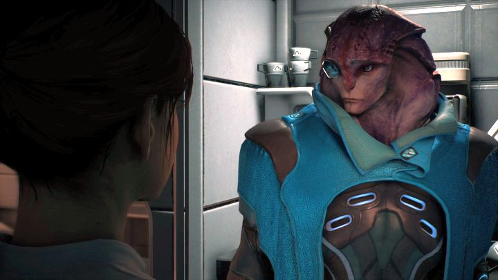 Jaal Ama Darav. - How to start a romance with Jaal Ama Darav in Mass Effect: Andromeda? - Romances - Mass Effect: Andromeda Game Guide