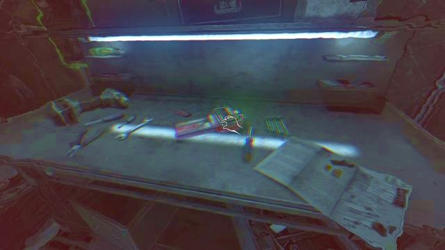 Omnitool lying on the table. - Awakening | Collectibles in SOMA Game - Collectibles - SOMA Guide
