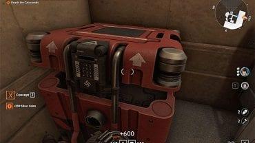 Другой способ похож на описанный выше - вы можете открыть красные коробки, требующие четырехзначный код - Как получить серебряные монеты в Wolfenstein Youngblood?  - Wolfenstein: Youngblood - Руководство по игре и прохождение игры