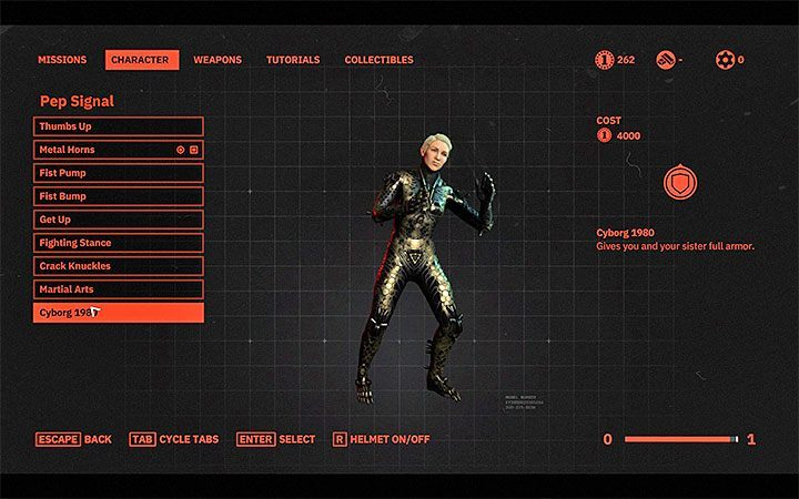 Boosts in Wolfenstein: Youngblood are called Pep Signals, which motivate both sisters to continue fighting - Starting Tips for Wolfenstein Youngblood - Basics - Wolfenstein Youngblood Guide