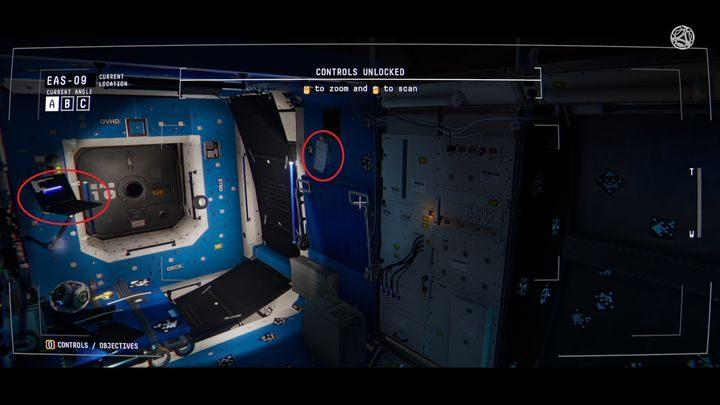 Доктор Фишер попросит вас открыть люки в модуле 9 - I. Пробуждение    Прохождение Наблюдения - Прохождение - Руководство по Наблюдению